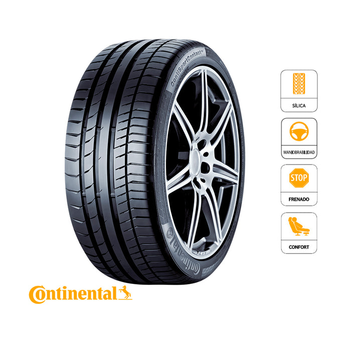 325/35 ZR22 110Y FR Sport Contact 5P Mo Continental