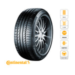265/45 R20 108Y TL SPORT CONTACT 5 MO SUV XL (**) CONTINENTAL