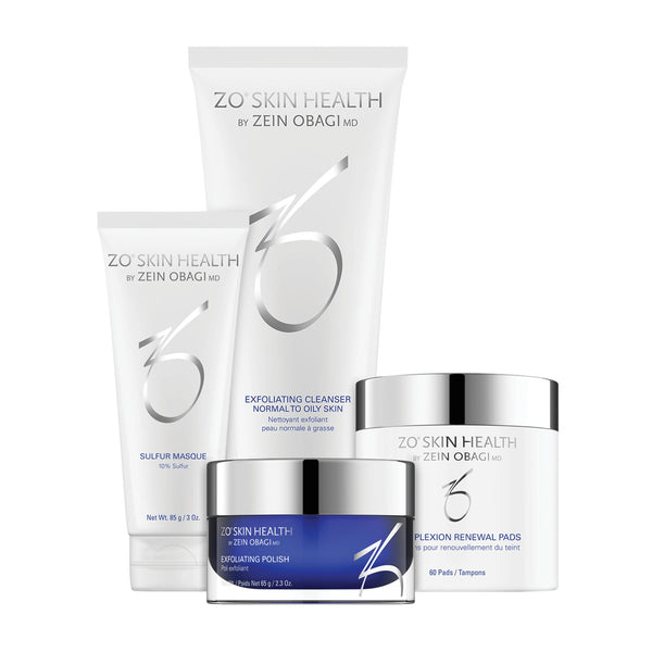 COMPLEXION CLEARING PROGRAM (PREVIOUSLY ACNE PREVENTION & TREATMENT PROGRAM)