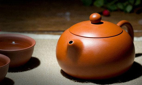 History of Teapots