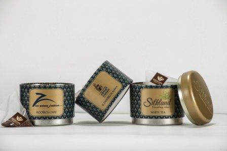 Silkland Tea Box By Goodwyn Tea