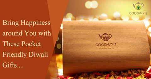 Diwali Tea Gift Boxes