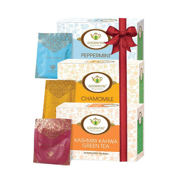 Goodwyn Online Tea Store India