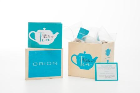 Orion Tea Box By Goodwyn Tea