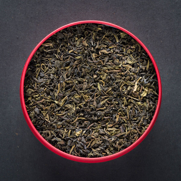 Tulsi green Tea Goodwyn Tea