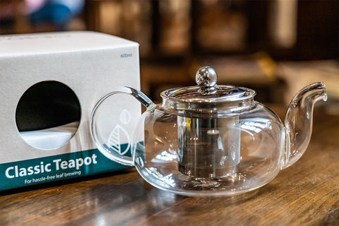 Classic Teapot With Infuser