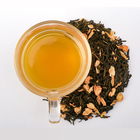 Jasmine Green Tea Loose Leaf, 100 Grams, makes 50 Cups