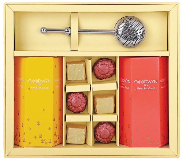 GOODWYN TEA DIWALI SPECIAL TEA GIFT BOX