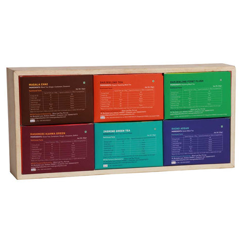 indian tea gift sets