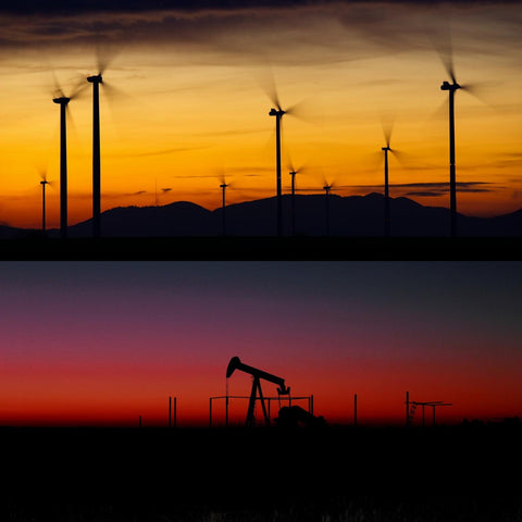 Renewables or fossil fuels?