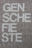 T-shirt men Gensche Fieste