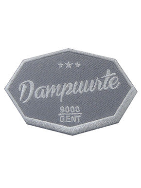 Badge 'Dampuurte'