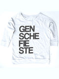 Light summer sweat women Gensche Fieste