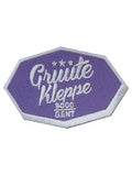 Badge 'Gruute kleppe'