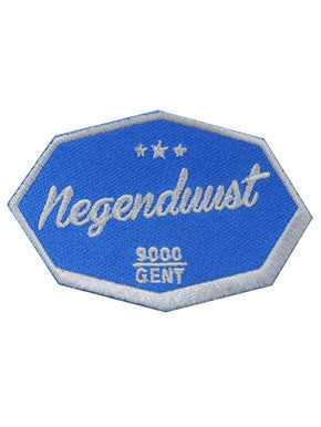 Badge Negenduust