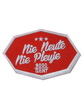 Badge Nie neute nie pleuje