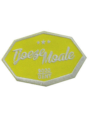 Badge 'Tjoeze moale'