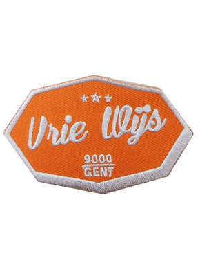 Badge Vrie Wijs