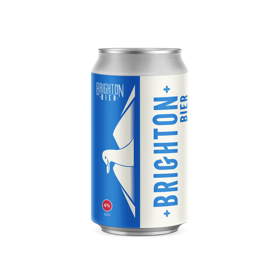 BRIGHTON BIER | 4.0% Pale Ale | 330ml