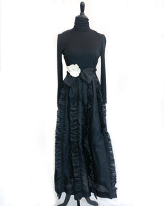 1980's Bill Blass Evening Dress