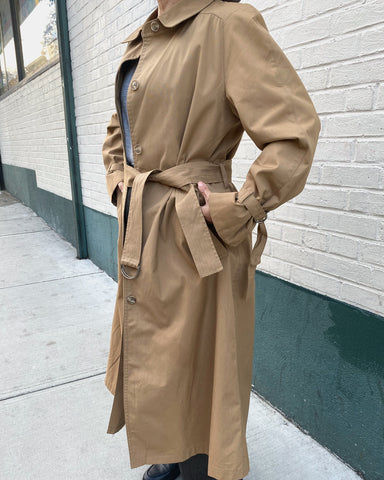 London Fog 2 Way tranch Coat