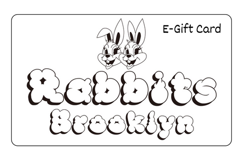 Rabbits E-Gift Card