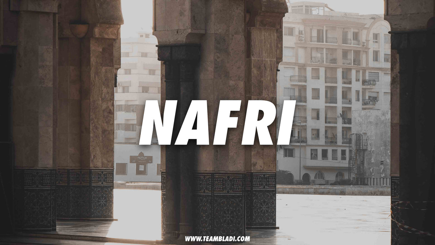 What is a Nafri - TEAMBLADI® - The Mentality Brand