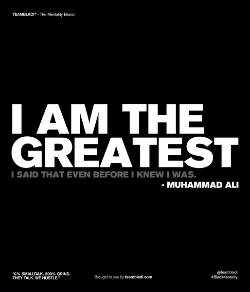 Muhammad Ali Best Quotes - I am the greatest, I said it before I even knew it.""