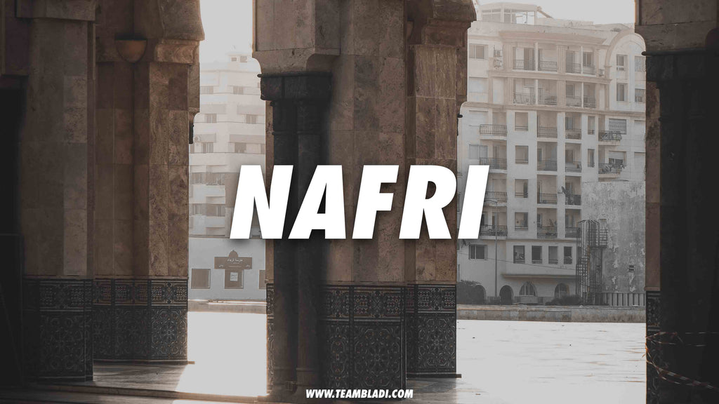 What is a Nafri - Motivational Wallpaper 4K - TEAMBLADI® - The Mentality Brand