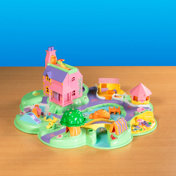 Polly Pocket Vintage - Dream World, la maison de vacances