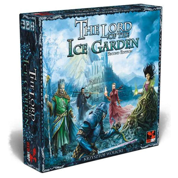 The Lord of the Ice Garden - box
