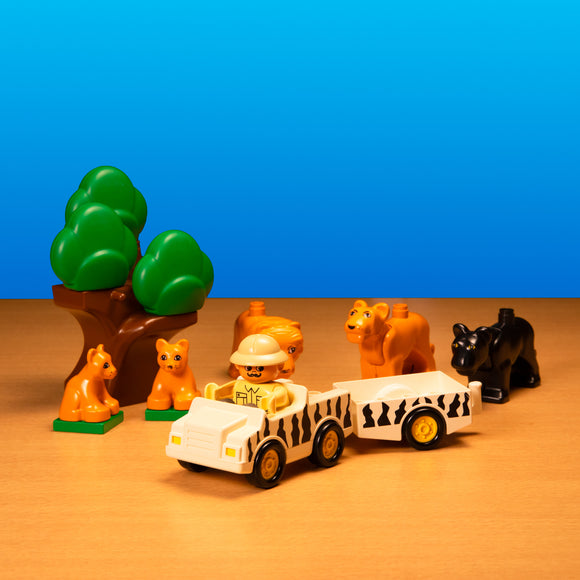 Lego Duplo - Safari Lion