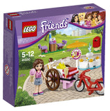 LEGO Friends 41030 - Le stand de glace box