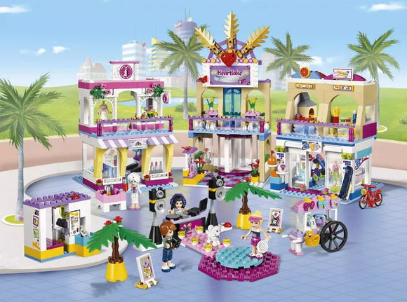 LEGO Friends 41058 - Le centre commercial d'Heartlake City - shopping centre