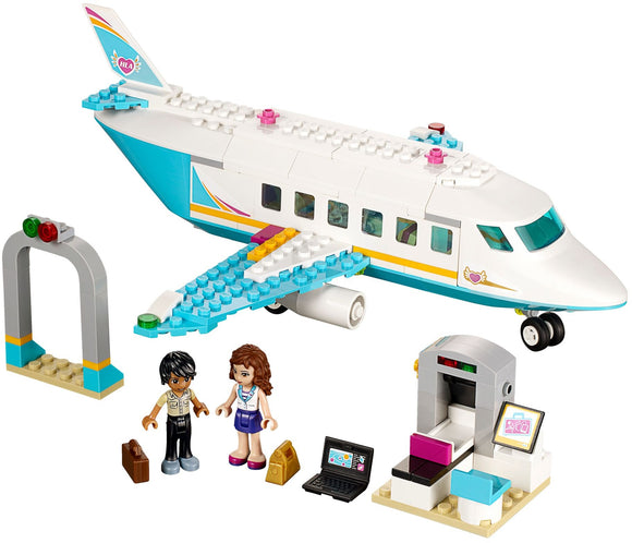 LEGO Friends 41100 - L'avion privé de Heartlake City - presentation