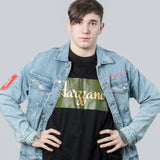 Unisex Blue Denim Jacket