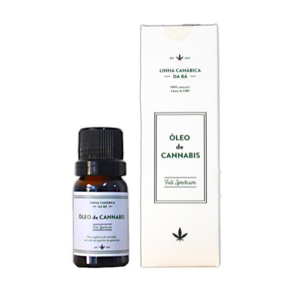 Óleo CBD Full Spectrum 4000mg 20ml
