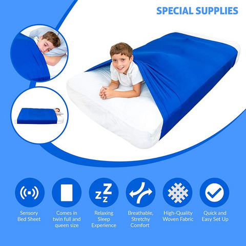 BuddyBlanket-Kids Compression Blanket