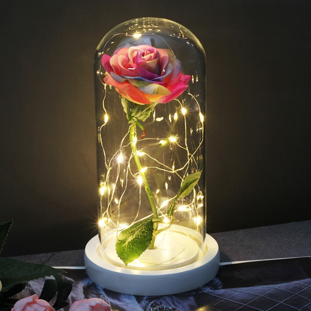 Enchanted Rose Light Valentine 2021 Gift