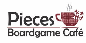 Pieces Boardgame Cafe is a friendly fun spot to hang out with friends and family to play some games, shop for games and rent for games.