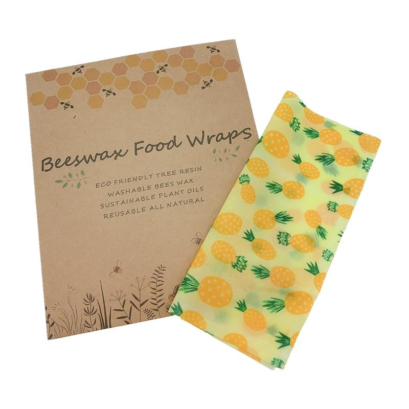 Friendly Beeswax Food Wraps