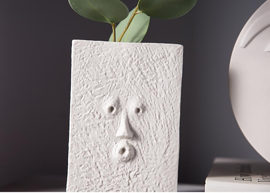 Ceramic Tongue Planter