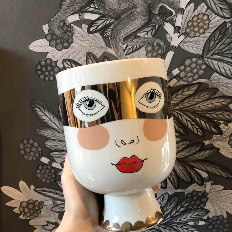 Pretty Lady Face Planter