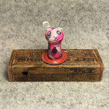 Load image into Gallery viewer, Stumpy Bunny - Pink Camouflage