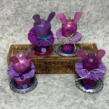Load image into Gallery viewer, Stumpy Bunny - Purple