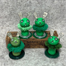 Load image into Gallery viewer, Stumpy Bunny - Green