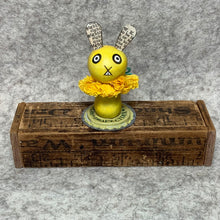 Load image into Gallery viewer, Stumpy Bunny - Yellow