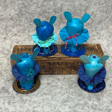 Load image into Gallery viewer, Stumpy Bunny - Blue