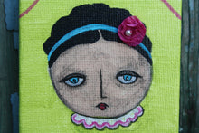 Load image into Gallery viewer, Gertrude -  Folk Art Mini