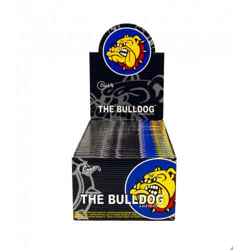Bulldog 1 1/4 Rolling Papers